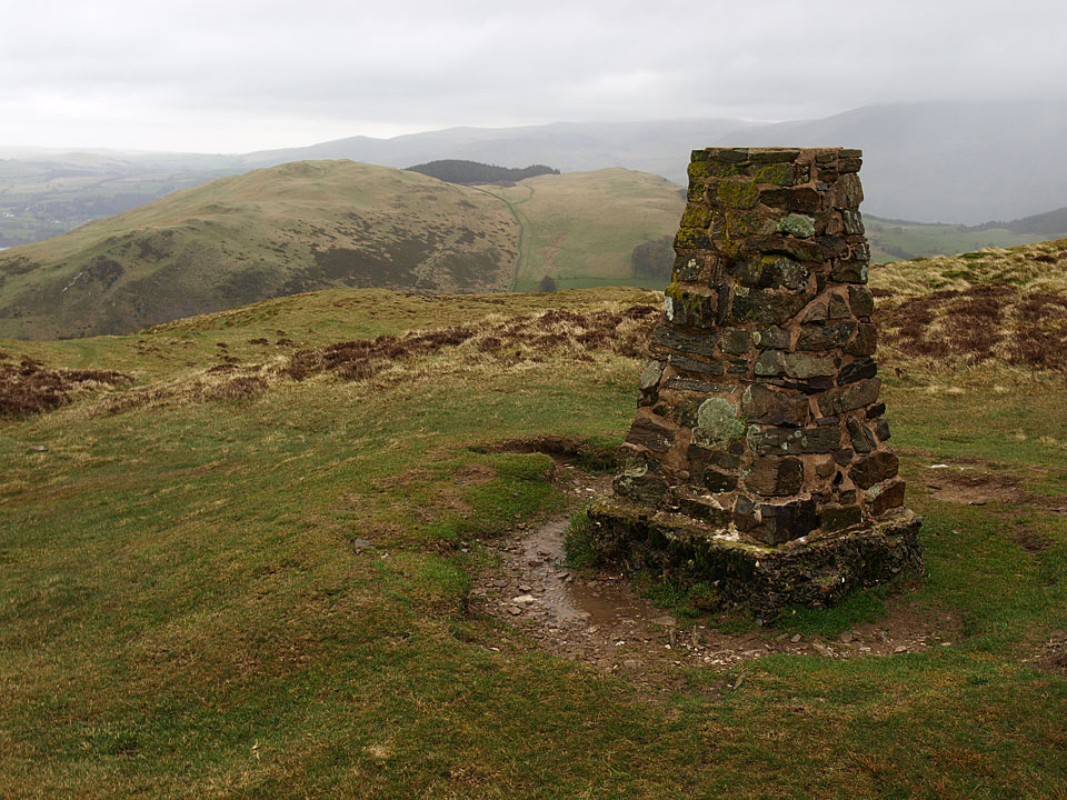 Sale Fell from the summit of Ling Fell