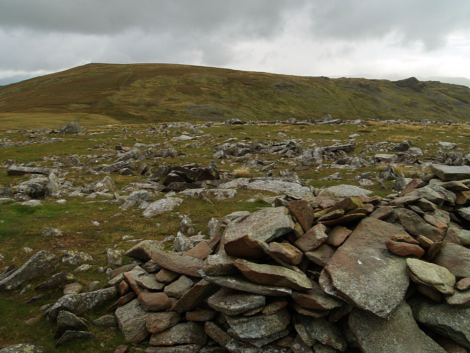High Raise and Sergeant Man from Thunacar Knott