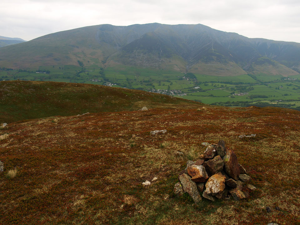 Blencathra from Threlkeld Knotts