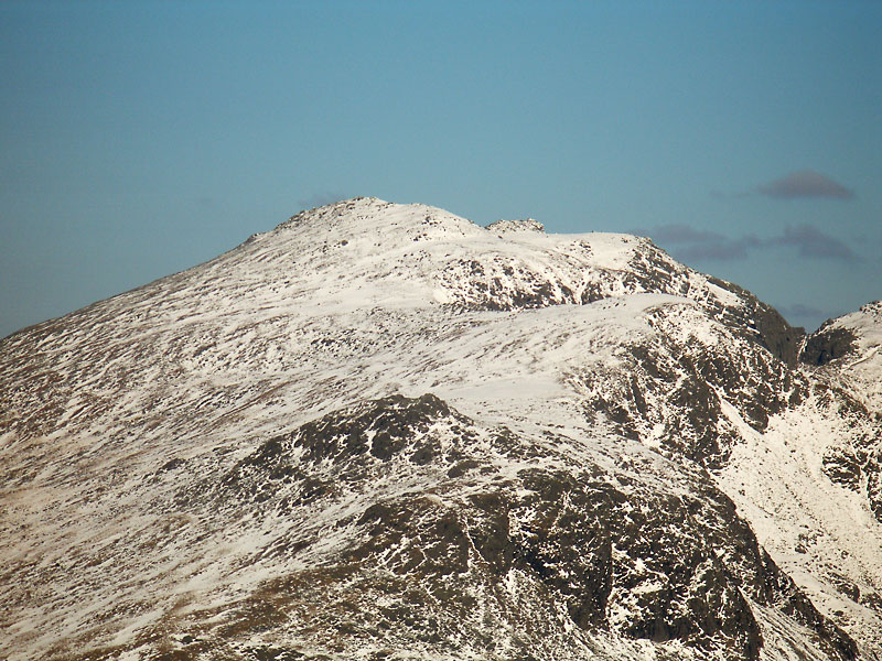 Scafell from Harter Fell