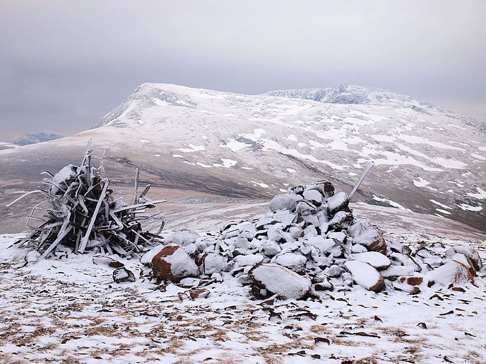 Red Pike and High Stile from Starling Dodd