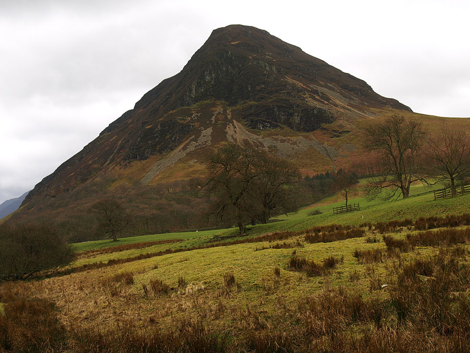 Mellbreak from Loweswater