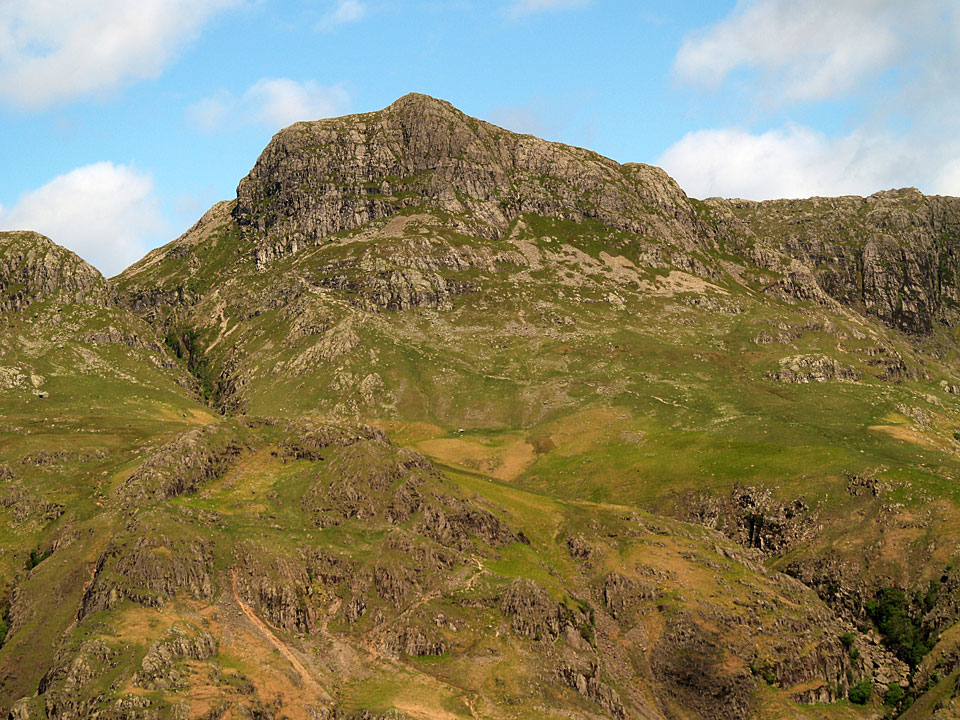 Harrison Stickle from Side Pike
