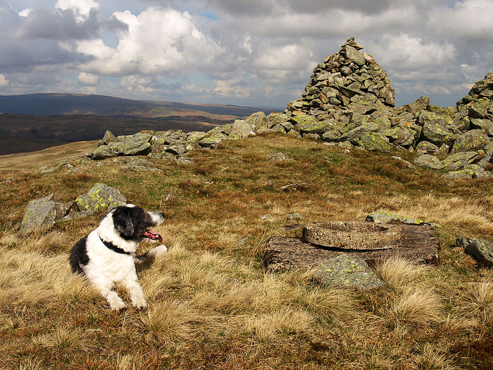 Casper lies next to the Ordnance Survey 'ring'