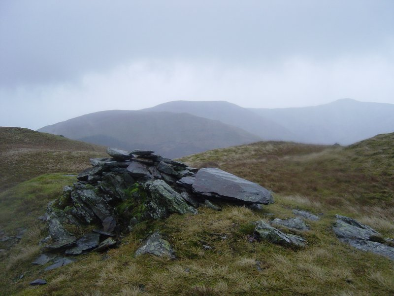 Broom Fell and Lord's Seat from Graystones