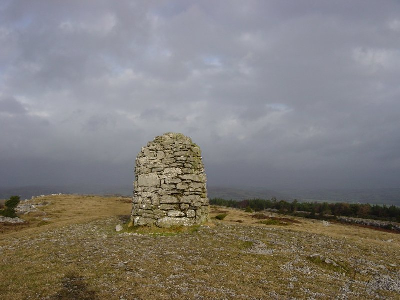 Lord's Seat -  the summit of Whitbarrow Scar