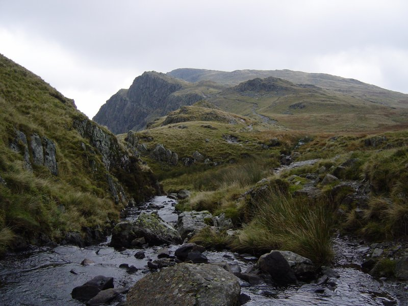 High Spy from Newlands Beck