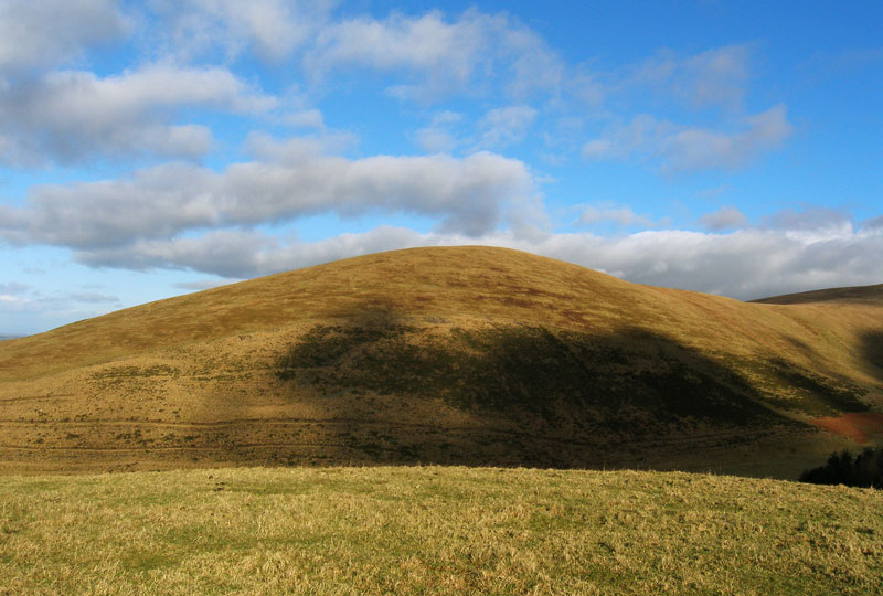 Owsen Fell from High Hows
