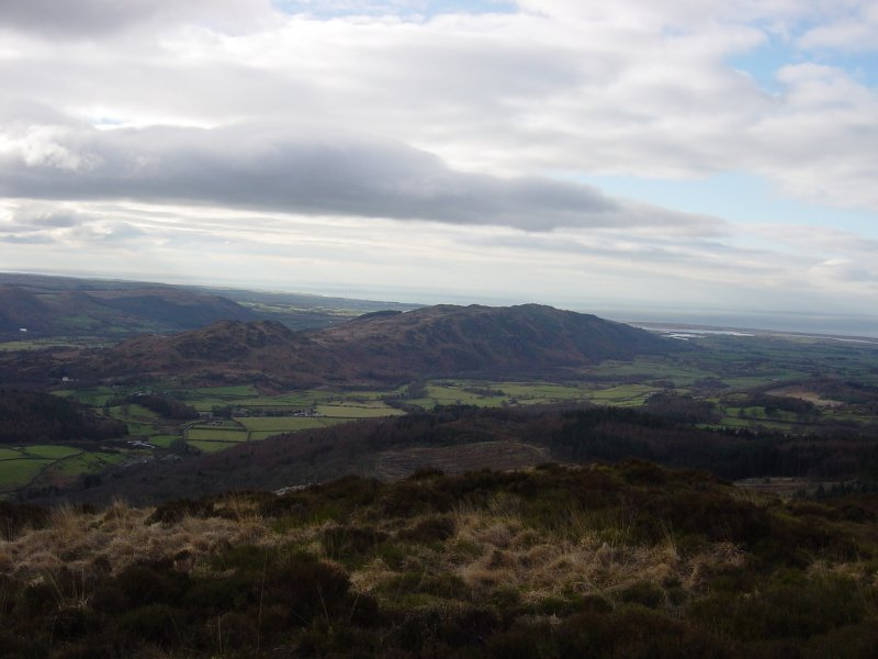 Muncaster Fell from Great Bank