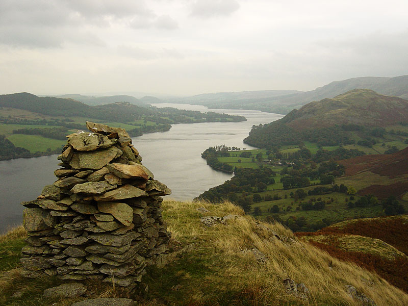 Ullswater from Low Birk fell