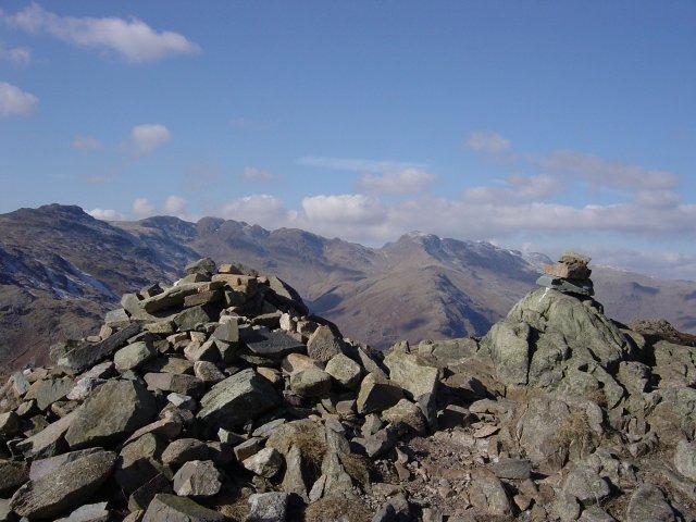 Lingmoor Fell - 19th February 2004 02411