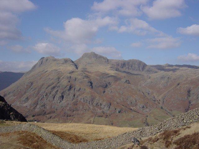 Lingmoor Fell - 19th February 2004 02811