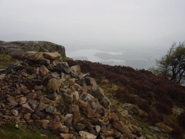 Latrigg, Walla Crag, High Rigg - 15th April 015
