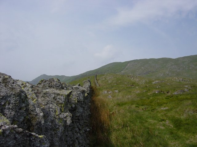 8th June - Helvellyn and the Edges 011