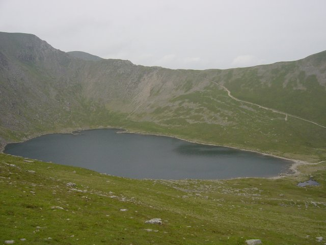 8th June - Helvellyn and the Edges 017