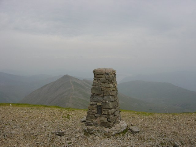 8th June - Helvellyn and the Edges 036