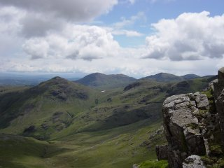 21st June - Crinkle Crags 011