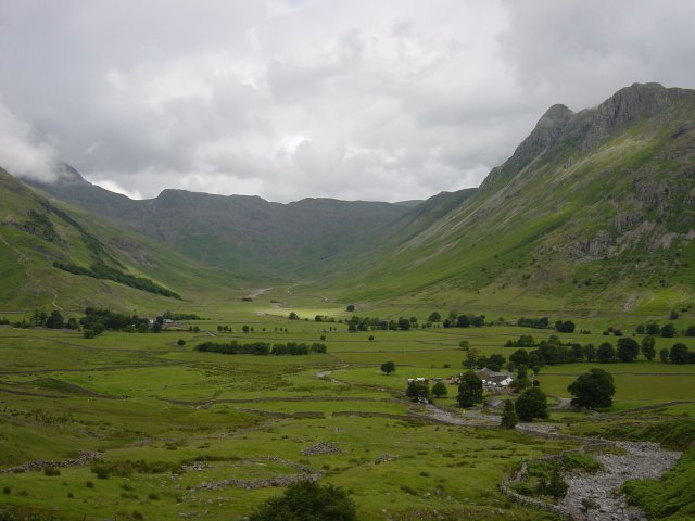 21st June - Crinkle Crags 022