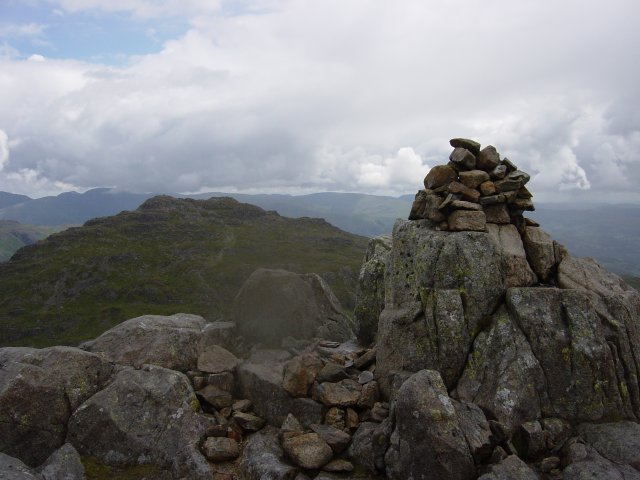 21st June - Crinkle Crags 039