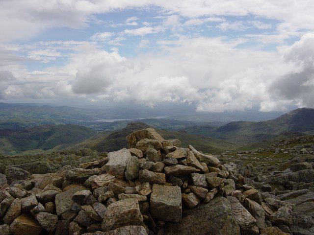 21st June - Crinkle Crags 049