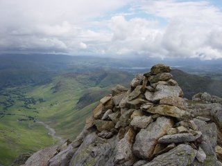 21st June - Crinkle Crags 052
