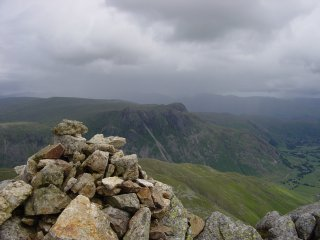21st June - Crinkle Crags 054