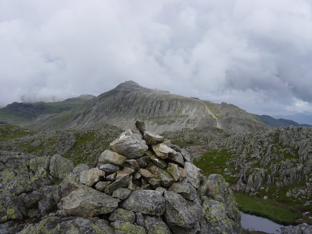 21st June - Crinkle Crags 058
