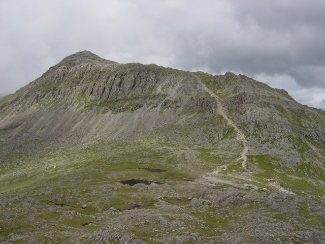 21st June - Crinkle Crags 059
