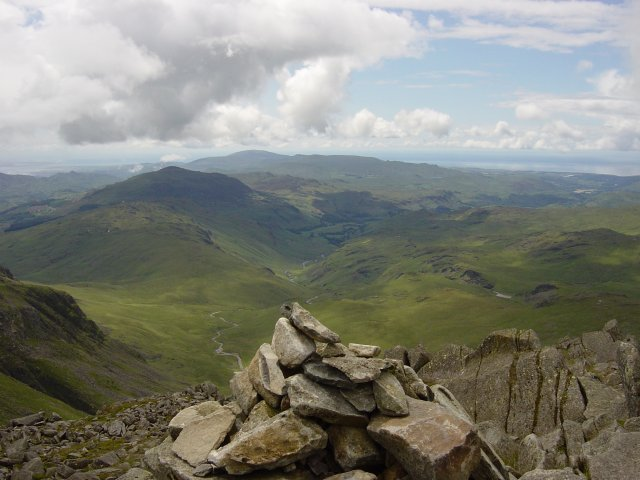 21st June - Crinkle Crags 062
