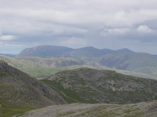 21st June - Crinkle Crags 065
