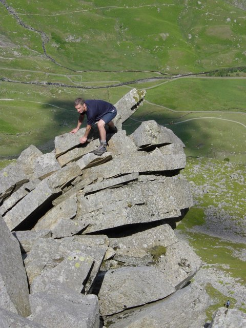 22nd June - Pinnacle Ridge 011