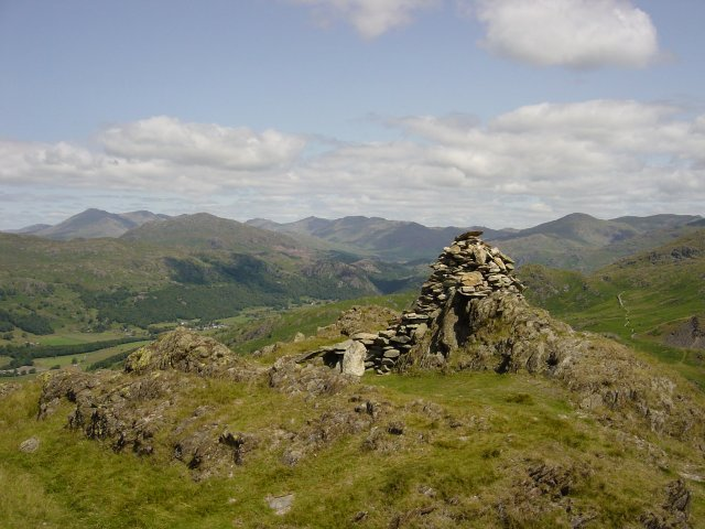 13th July - Stickle Pike 018