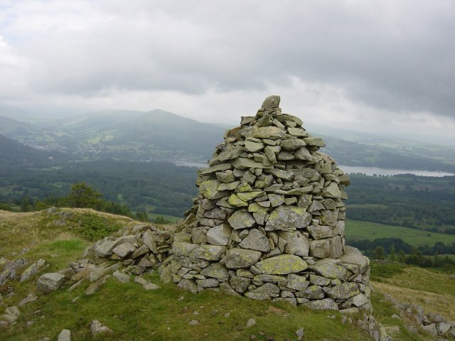 6th August - Holme Fell 039