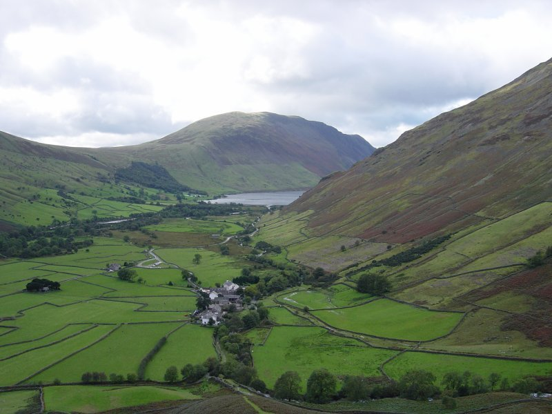 23rd September - Great Gable 006