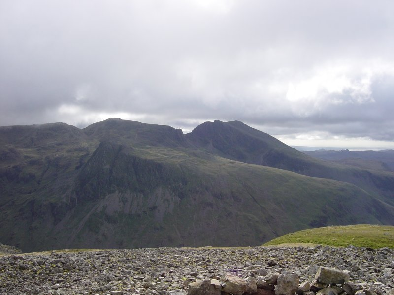 23rd September - Great Gable 022