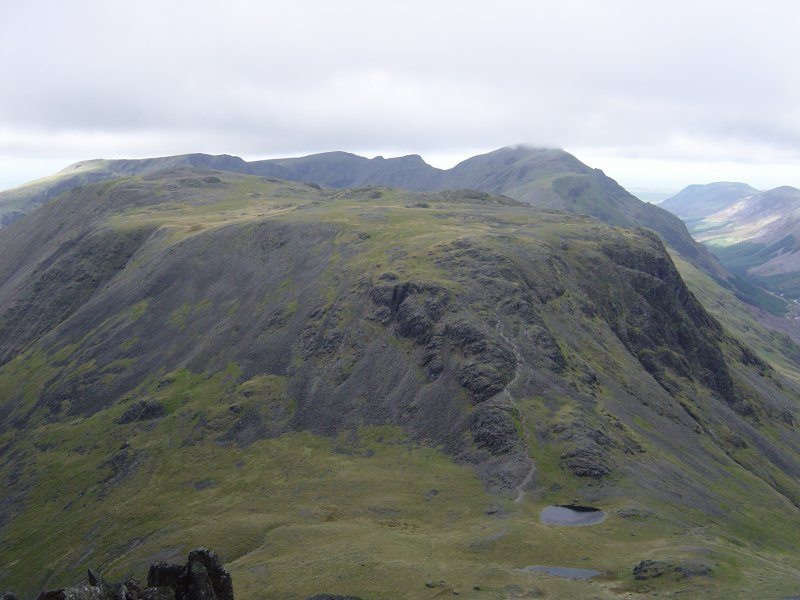 23rd September - Great Gable 041