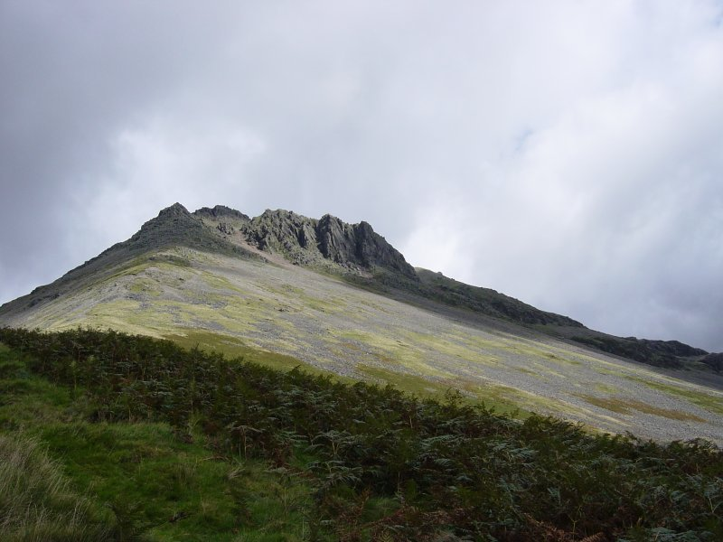 23rd September - Great Gable 061