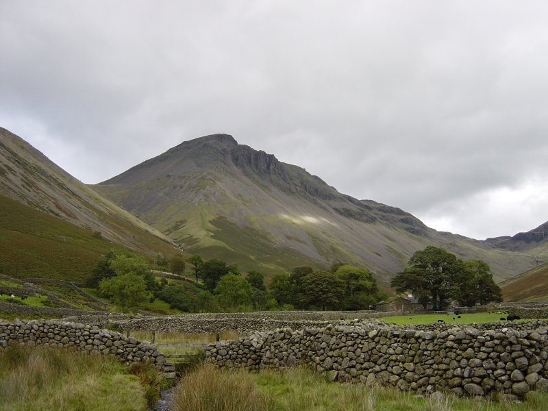 23rd September - Great Gable 064