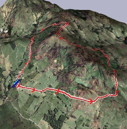 GQF route map 3D