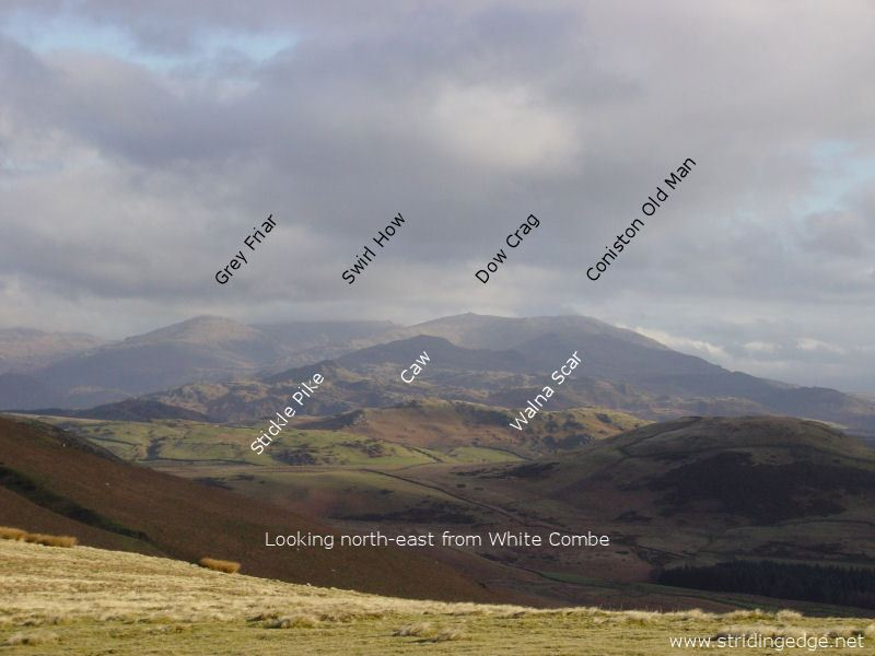 Black Combe annotated