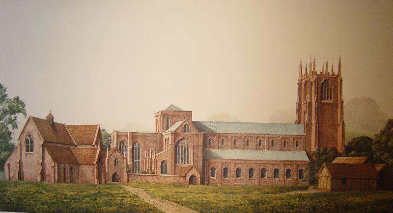 Furness Abbey- 24.03.05 001