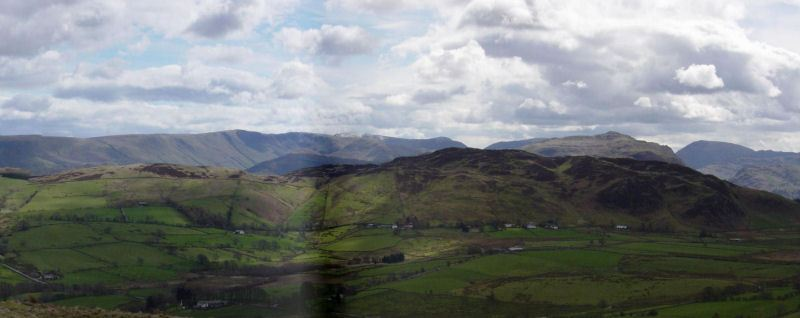 Great Mell Fell - Panorama3_small