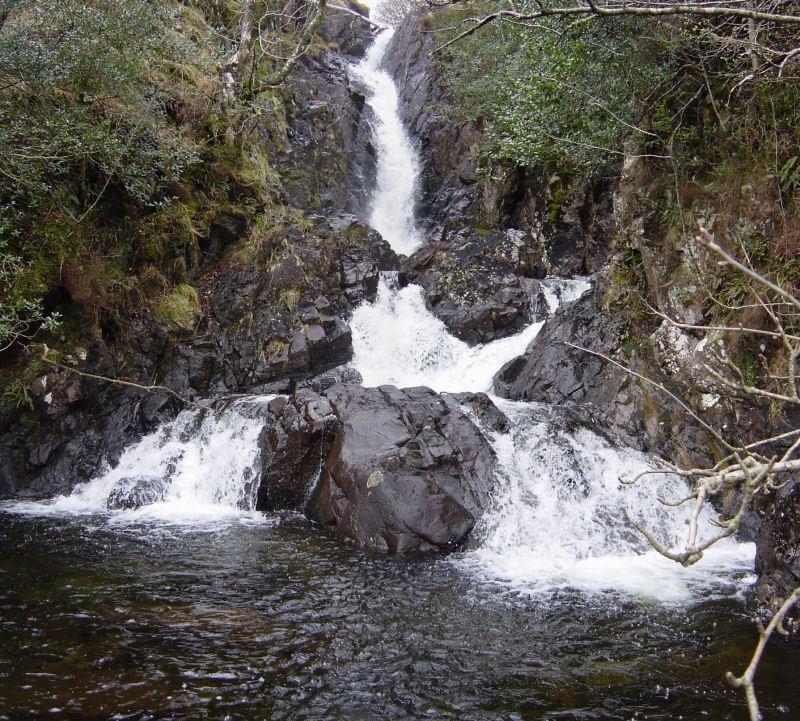 Upper Eskdale - Panorama4