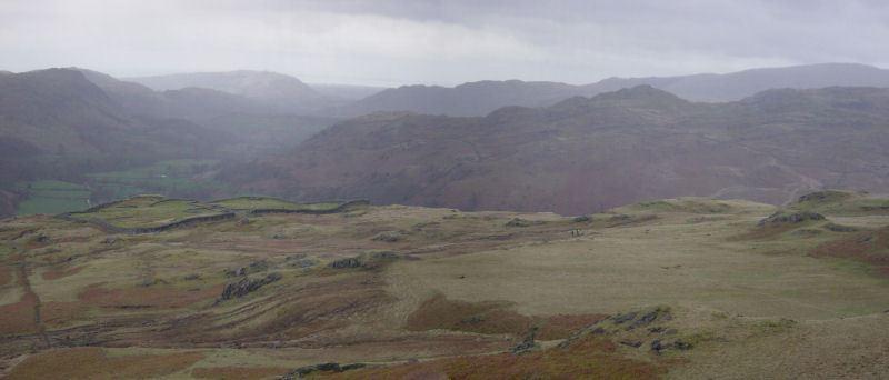 Upper Eskdale - Panorama5