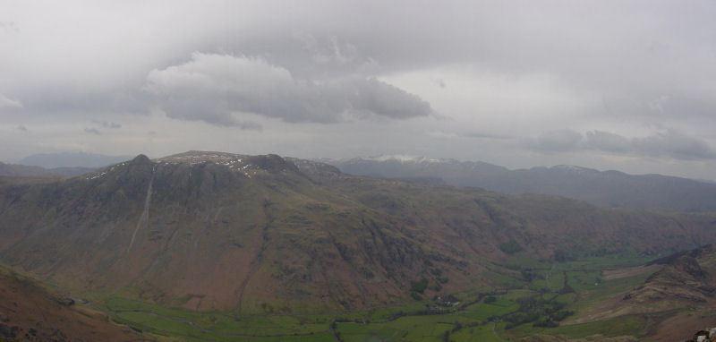 Cold Pike - panorama8