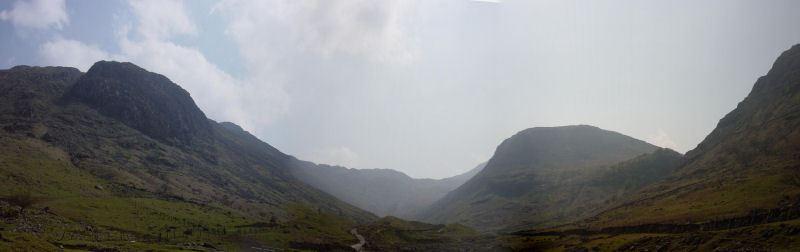Glaramara - panorama2