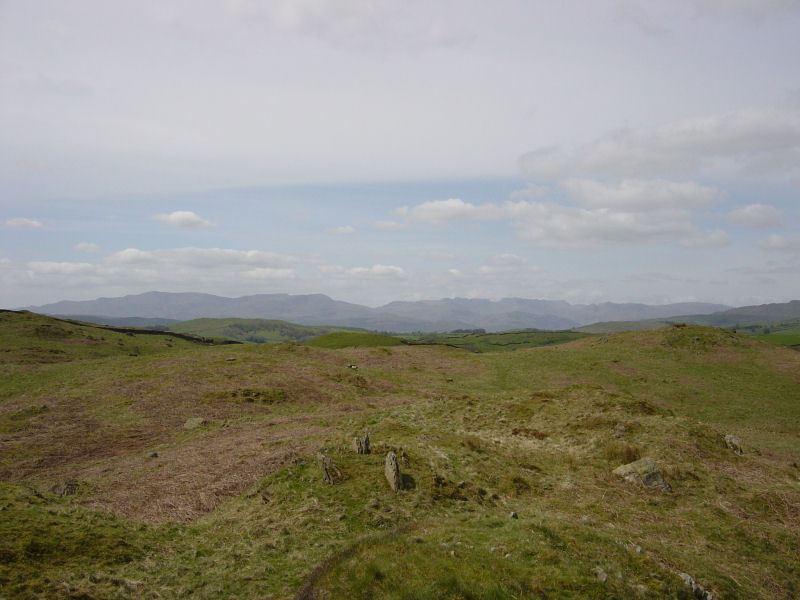Hugill Fell - 4th May 009