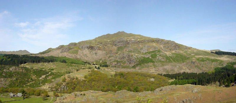 Grey Friar - panorama1