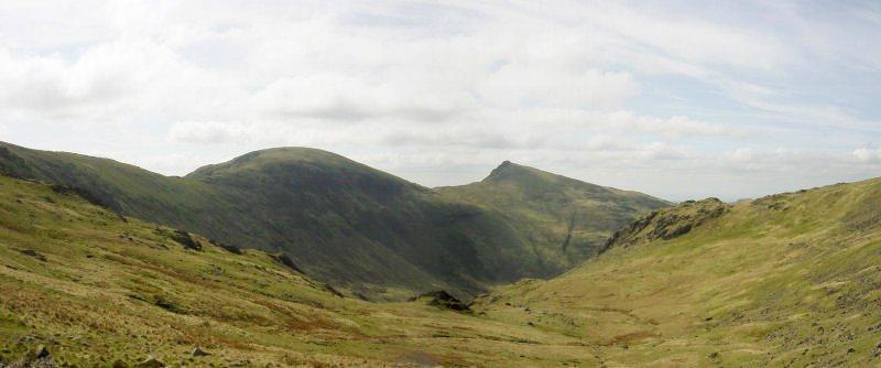 Grey Friar - panorama2