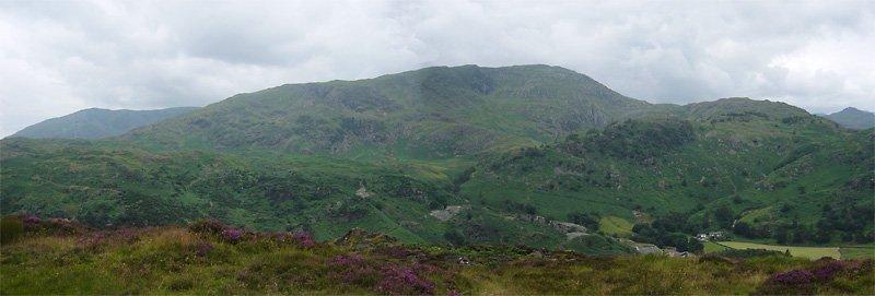 Holme Fell - panorama1